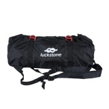 Where To Buy Magideal Folding Nylon Rock Climbing Rope Bag Gear Equipment Holder Storage Black Intl