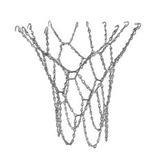 Magideal Standard Durable Replacement Heavy Duty Steel Chain Basketball Goal Rim Net - Intl By Magideal.