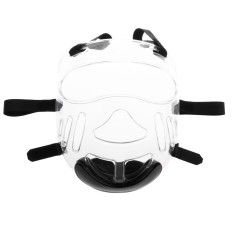 Cheaper Magideal Taekwondo Face Clear Mask Sports Face Mask Protection Kickboxing Helmet Brand New And High Quality Intl