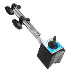 Recent Magnetic Base Holder W Double Adjustable Pole Switch For Dial Indicator Gauge Export