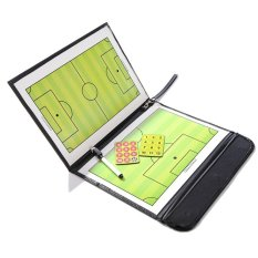 0a8392820 Magnetic Football Soccer Coaching Dry Erase Clipboard Tactical Board -intl