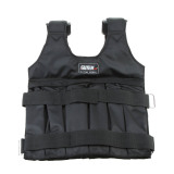 Price Comparison For Max Loading 50Kg Adjustable Weighted Vest Weight Jacket Exercise Boxing Training Waistcoat Invisible Weightloading Sand Clothing Empty