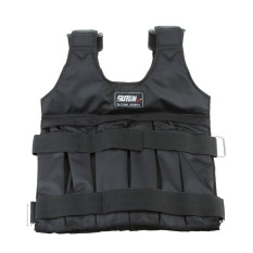 Buying Max Loading 50Kg Adjustable Weighted Vest Weight Jacket Exercise Boxing Training Waistcoat Invisible Weightloading Sand Clothing Empty