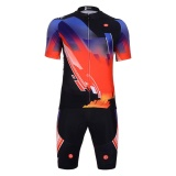 Men And Women Cycling Jersey Sets Short Sleeve Bike Breathable Clothing Bk S Intl Price Comparison