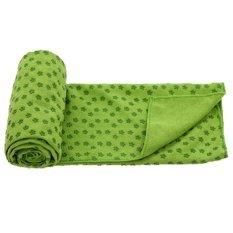 Cheapest Microfiber Non Skid Yoga Towel Dry Quickly Yoga Mat