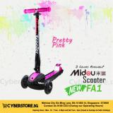 Midou Scooter New Fa1 Pink Review