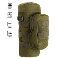 Lowest Price Military Molle Water Bottle Pouch Holder Travel Kettle Gear Waist Pack For Outdoor Sports Carry Bag Intl