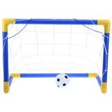 Low Cost Mini Football Soccer Goal Post Net Set Intl