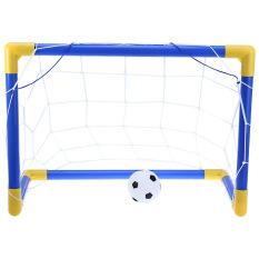 Mini Football Soccer Goal Post Net Set Intl Best Price