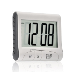 Mini Lcd Home Kitchen Cooking Countdown Count Up Digital Alarm Timer Reminder With Stand By Stoneky.