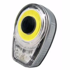 Coupon Moon Ring 60 Lumens Usb Rechargeable White Bicycle Bike Light