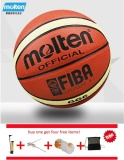 Molten Basketball Balls Gg6 Size 6 Pu Material Basketball Ball Outdoor Indoor Training Ballon Free With Net Bag Pin And Inflator Intl Promo Code