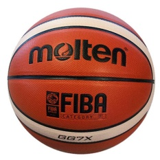 Molten Basketball Gg7x With A Needle And Carrying Net - Intl By Koki Bear.