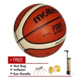 Get Cheap Molten Gg7X Indoor Outdoor Pu Leather Basketball Official Size 7 Basketball Ball Pu Match Training Equipment Gg7X Intl