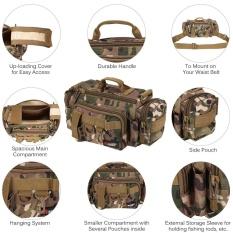 Multifunctional Fishing Bag Fishing Tackle Bag Waist Bag Bait Box Bag Boat Bag Pouch Case Intl Coupon Code