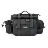 Sales Price Multifunctional Fishing Tackle Bag Outdoor Sports Single Shoulder Bag Crossbody Bag Waist Pack Fishing Lures Tackle Gear Utility Storage Bag Intl