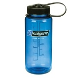 Buy Nalgene 16Oz Wide Mouth Bottle Blue Cheap Singapore