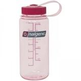 List Price Nalgene 16Oz Wide Mouth Bottle Clear Pink Nalgene