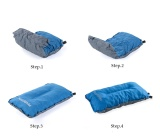 Naturehike Inflatable Portable Pillow Outdoor Camping Pillow Compressed Folding Pillow Nh17A001 L Intl Promo Code