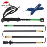 Sale Naturehike Ultra Light Eva Handle 5 Section Adjustable Canes Walking Sticks Trekking Pole Alpenstock For Outdoor 1Pc Nh15A023 Z Intl On China