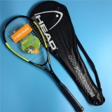 New Composite Carbon Unisex Squash Racket For Rackets Sport Training Squash Racquet Yellow Black Intl Shopping