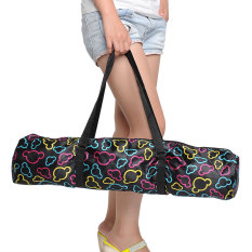 New High Quality Waterproof Yoga Mat Case Bag Carriers Backpack Pouch - intl
