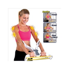 New Muscle Exercise Equipment Arm Power Workout System Strength Tools Intl Coupon