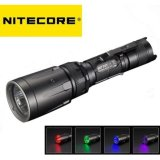 New Nitecore Srt7Gt Cree Xp L Hi V3 1000 Lumens Led Flashlight 3 Color Led Uv Intl Compare Prices