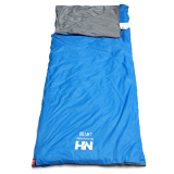 Buy New Outdoor Envelope Sleeping Bag Camping Travel Hiking Multifuntion Ultralight Sky Blue Export