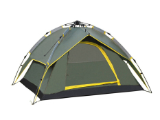 Get Cheap Niceeshop Double Layer 2 Person Automatic Instant Tent For Camping Backpacking Hiking Army Green