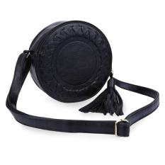 Niceeshopsmall Leather Purses Cross Body And Handbags With Shoulder Strap For Women Black By Nicee Shop.