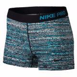 Cheapest Nike Pro 3 Static Women S Shorts Blue