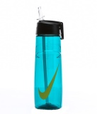 Get The Best Price For Nike T1 Flow Swoosh 24 Ounce Water Bottle Teal