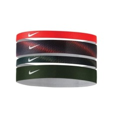Compare Nike Women S Assorted Printed Headbands 4 Pack