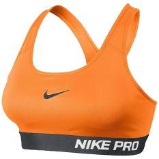 Price Nike Women S Pro Padded Bra Orange Nike Original
