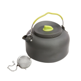 Buy Oh 1 4L Outdoor Kettle Picnic Camping Cookware Teapot Water Pot Aluminum New Online