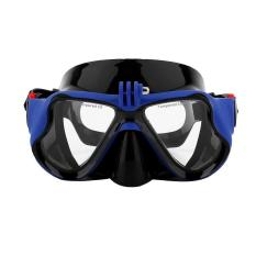 Discounted Oh Underwater Camera Plain Diving Mask Scuba Snorkel Swimming Goggles For Gopro Blue