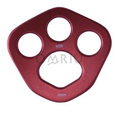 Price Comparisons Of Omriu Bear Paw Rigging Plate Multi Anchor Device For Outdoor Climbing Mountaineering Singapore