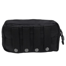 Outdoor 1000d Tactical Molle Accessory Pouch Edc Utility Tool Bag(black) - Intl By Sportschannel.
