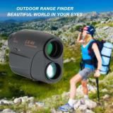 Outdoor Compact 7X25 Rangefinder 600M Range Finder Golf Rangefinder Hunting Monocular Telescope Distance Meter Speed Tester Intl Shopping