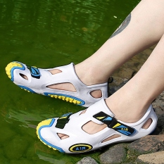 Buy Outdoor Male Ultra Light Non Slip Sandals Fishing Shoes Oem