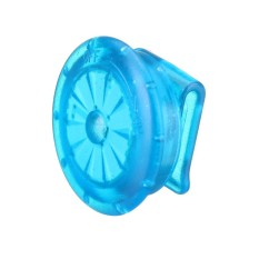 Outdoor Mini Flashing Led Night Running Walking Safety Warning Light Lamp Uk - Blue - Intl By Audew.