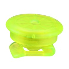 Outdoor Mini Flashing Led Night Running Walking Safety Warning Light Lamp Uk - Green - Intl By Audew.