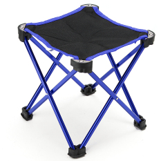 Who Sells The Cheapest Outdoor Portable Folding Camping Hiking Fishing Picnic Bbq Stool Chair Seat Tool Blue Intl Online