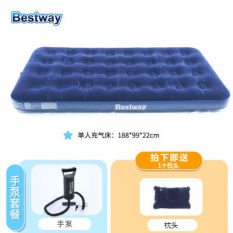 Compare Price Outdoor Double Household Automatic Air Inflatable Mattress Bestway On China