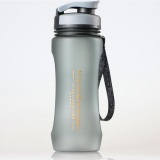 Promo Outdoor Sport Kettle Environmental Plastic Mountaineering Space Cup Bicycle Cycling Water Bottle 600Ml 8040 Intl