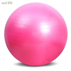 Buy Outlife 65Cm Pvc Exercise Gym Yoga Ball For Fitness Training Intl Not Specified Online