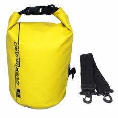 Latest Overboard Waterproof Dry Tube Bag 5 Litres Yellow