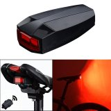 Buy Palight 4 In 1 Bicycle Smart Wireless Rear Light Cycling Remote Control Alarm Lock Mountain Bike Bell Cob Tailight Intl Online