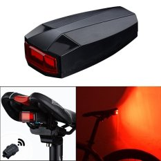 Price Palight 4 In 1 Bicycle Smart Wireless Rear Light Cycling Remote Control Alarm Lock Mountain Bike Bell Cob Tailight Intl Palight China